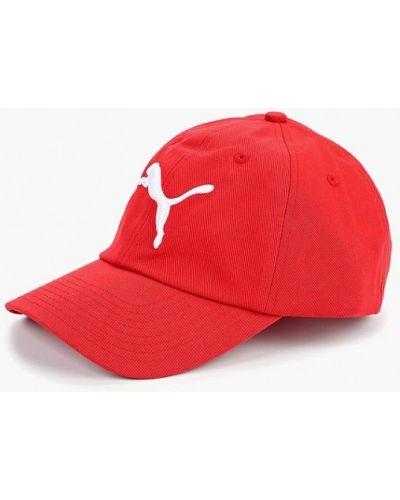 Красная бейсболка 2018 Puma