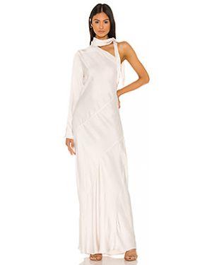 Вечернее платье шелковое из вискозы Young Fabulous & Broke
