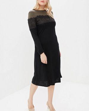 Платье черное Milanika