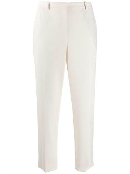 Укороченные брюки с карманами Theory