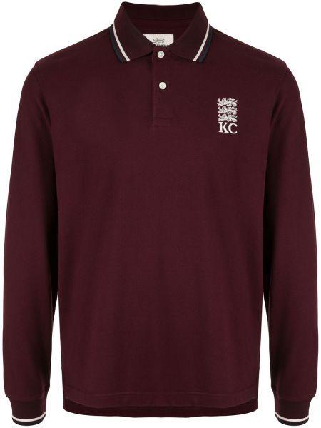 Koszula z długim rękawem klasyczna z logo Kent & Curwen