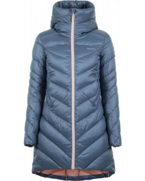 Утепленная куртка для отдыха коричневая Merrell