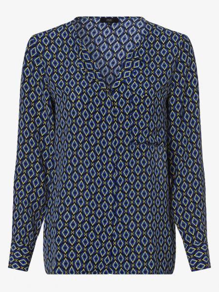 Niebieska bluzka do pracy Ipuri