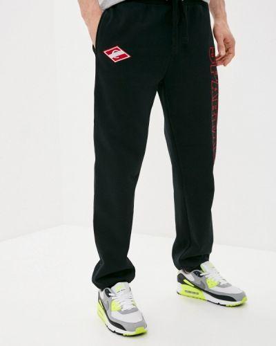 Клубные черные спортивные брюки Atributika & Club™