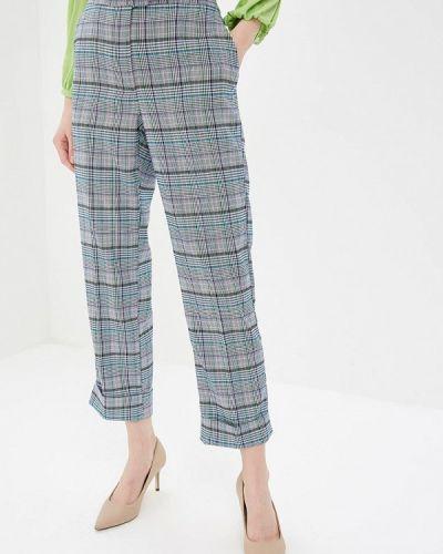 Классические брюки серые Elena Kulikova