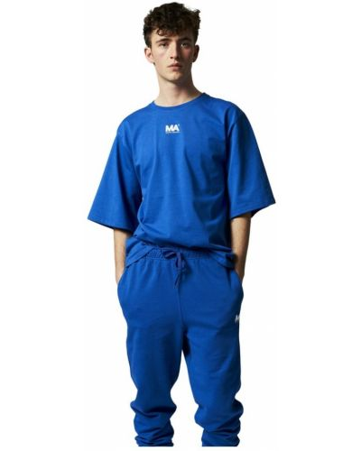 Niebieska t-shirt Martin Asbjorn