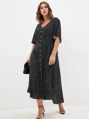 Повседневное платье - черное Zizzi