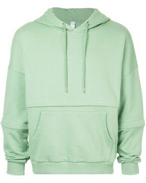 Zielona bluza bawełniana Cottweiler