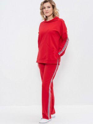 Спортивный костюм красный Cleo