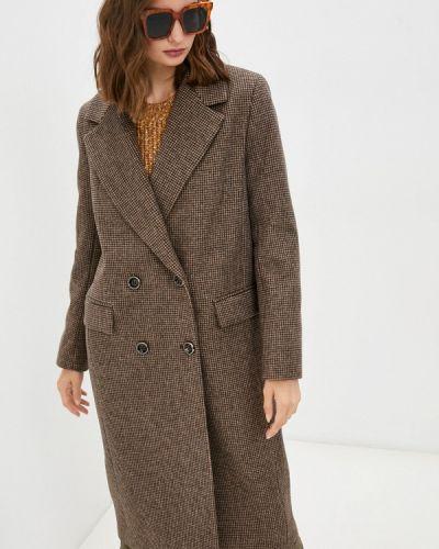 Коричневое зимнее пальто Avalon
