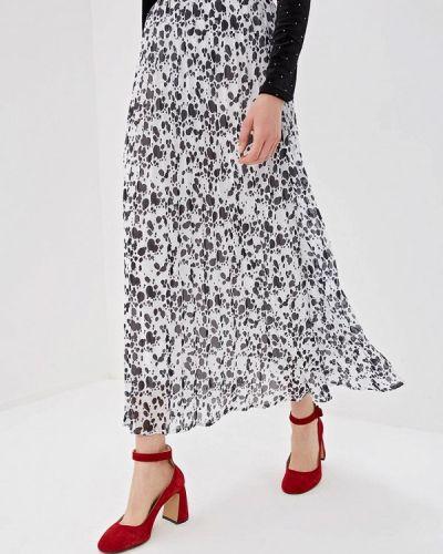 Плиссированная юбка белая Sister Jane