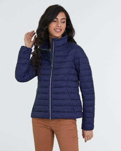 Куртка на шпильке - синяя Piazza Italia