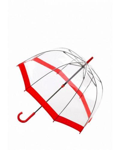 Белый зонт-трость Fulton