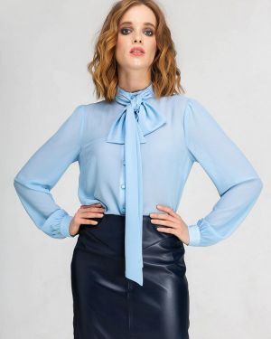 Блузка - голубая Yulia'sway