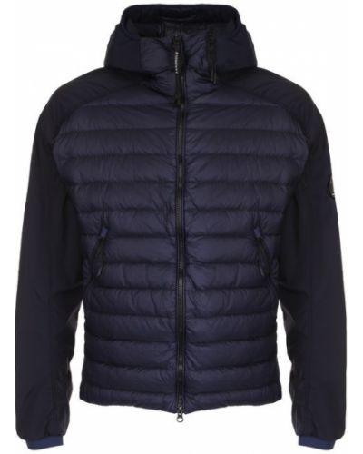 Куртка с капюшоном стеганая на молнии C.p. Company