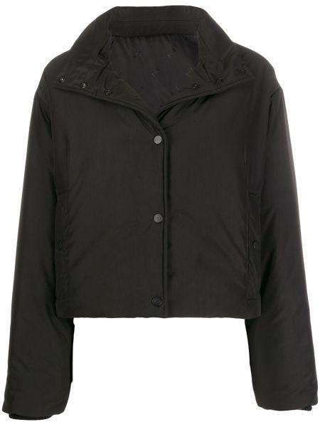 Черная длинная куртка Artica Arbox