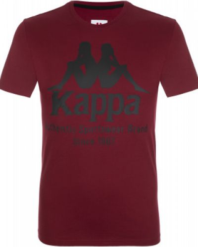 Спортивная футболка красный Kappa