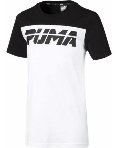 Футболка с надписью Puma