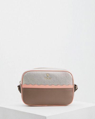 Кожаный сумка через плечо Tous