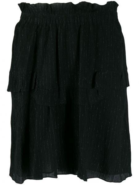 Spódnica mini plisowana na gumce Isabel Marant