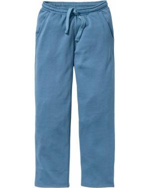 Спортивные брюки с карманами футбольные Bonprix