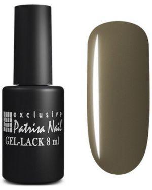 Лак для ногтей коричневый Patrisa Nail