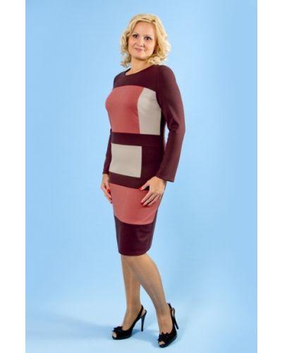 Трикотажное платье Virgi Style
