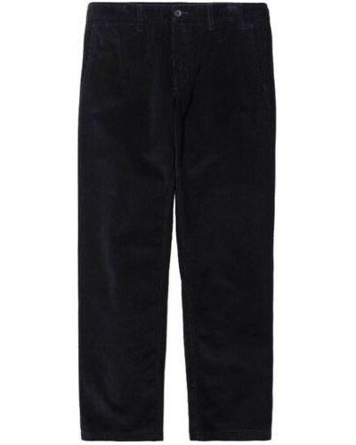 Spodnie sztruksowe - niebieskie Norse Projects