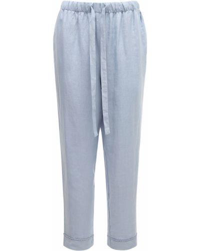 Niebieskie spodnie Underprotection