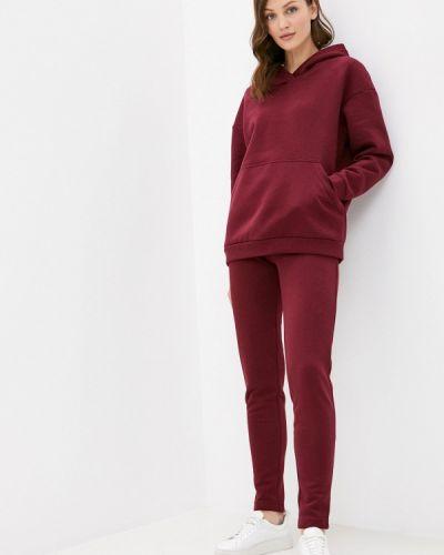 Костюмный красный спортивный костюм Irma Dressy