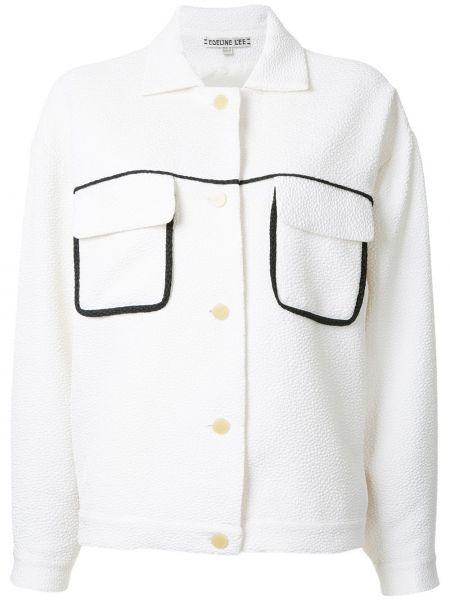 Белая куртка Edeline Lee