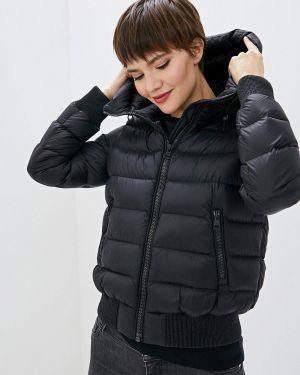 Зимняя куртка черная осенняя Soia & Kyo