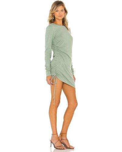 Трикотажное платье мини Pam & Gela