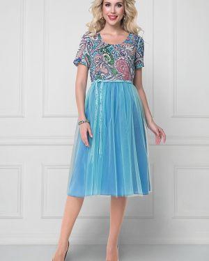 Вечернее платье для выпускного мини Bellovera