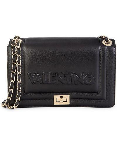 Кожаная косметичка - черная Valentino By Mario Valentino