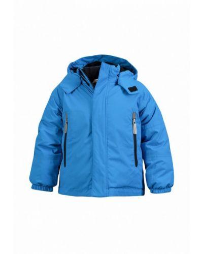 Голубая куртка теплая Lassie By Reima
