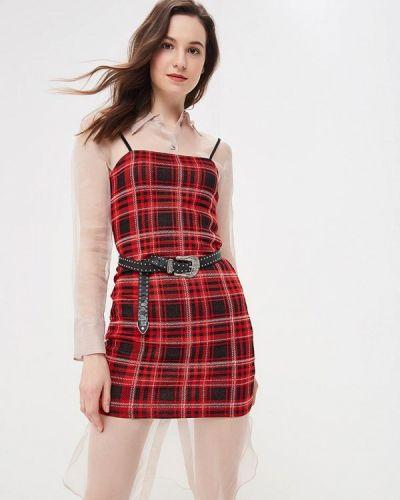 Платье - красное Ovs