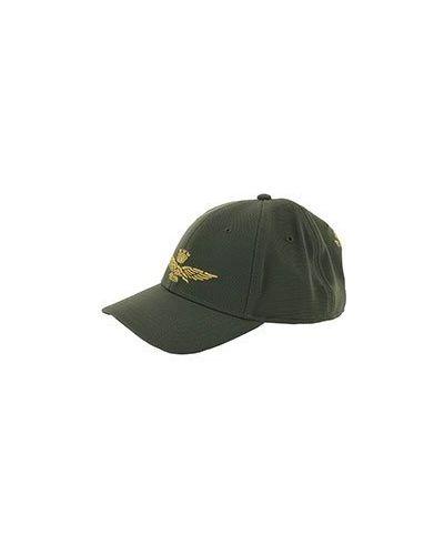 Бейсболка зеленый Aeronautica Militare