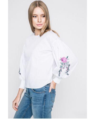 Блузка хлопковая свободного кроя Only