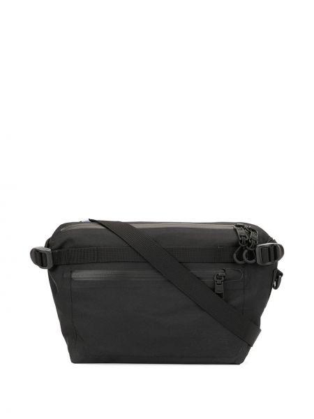 Черная нейлоновая поясная сумка As2ov