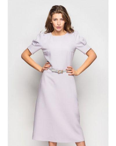Платье - серое Oks By Oksana Demchenko