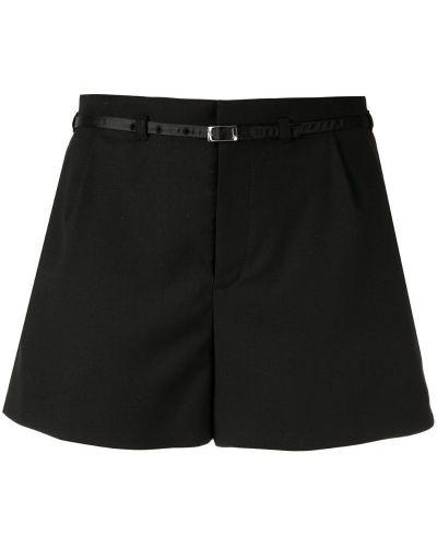 Черные шорты с карманами Guild Prime