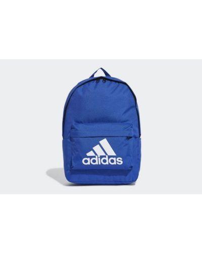 Klasyczny niebieski plecak Adidas