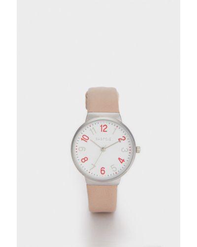 Часы пластиковые с круглым циферблатом Parfois