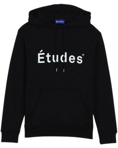 Czarna bluza Etudes