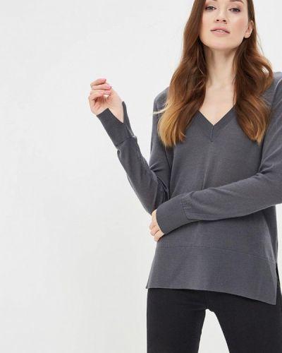 Серый пуловер 2018 Rodier