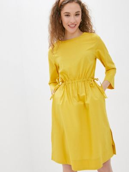 Платье - желтое Savage
