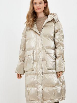 Утепленная куртка - бежевая Rinascimento