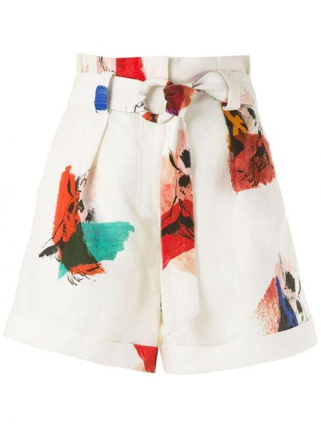 Белые шорты Andrea Marques