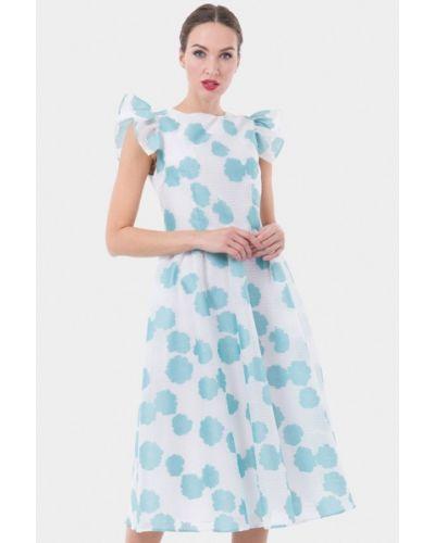 Вечернее платье осеннее Vladi Collection